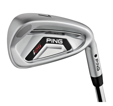Ping I25 Irons 4-PW