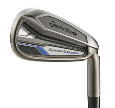 TaylorMade Speed Blade 4-SW (steel)